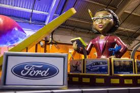 ford announces mobility one float for america s thanksgiving
