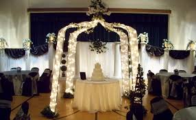 black and white wedding arch decorations wedding arch