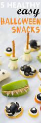 5 healthy halloween kids snacks gluten free meaningful eats