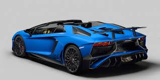 lamborghini aventador special edition aventador lp750 4 sv roadster the on lambocars com
