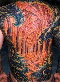 25 awesome lord of the rings tattoos holytaco