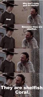 Walking Dead Rick Meme - rick grimes from the walking dead tells the best dad jokes 32