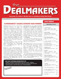 dealmakers magazine april 12 2013 by the dealmakers magazine
