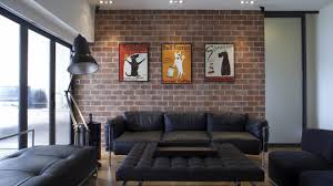 Brick Loft by To Decorate A Loft New York Style Focus On Personality Style