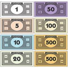 monopoly money printable yahoo image search results tats