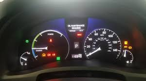 lexus service dublin 2010 lexus rx450h oil maintenace reset with navigation youtube