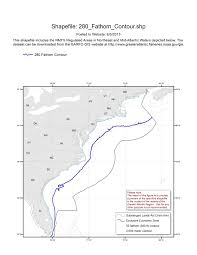 Data Map Data Download Greater Atlantic Regional Fisheries Office