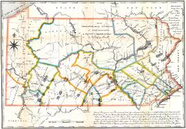 Washington County Tax Map by Pennsylvania County Usgs Maps
