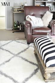 rugs usa moroccan diamond shag rug review monica wants it