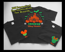 disney halloween family shirts disney world halloween shirts