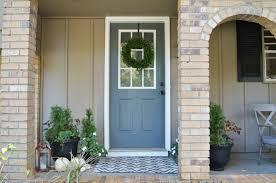 Teal Front Door by New Front Door A New Front Door Color New Front Door Designs