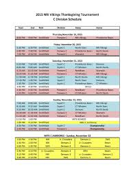 thanksgiving hockey tournaments archived documents