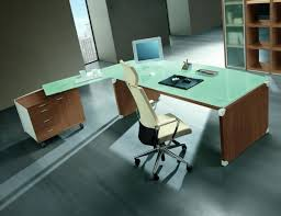 bureau de direction en verre quoi de mieux que les modèles de bureaux en verre