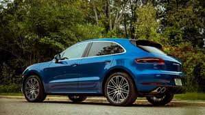 porsche turbo macan 2017 porsche macan turbo with performance package review roadshow