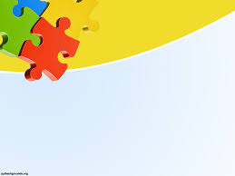 Free Puzzle Pieces Backgrounds For Powerpoint Abstract And Puzzle Powerpoint Template Free