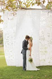 wedding backdrop fabric decor inspiration instagram worthy backdrops exquisite weddings