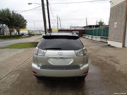 2007 lexus rx 350 base reviews 2007 lexus rx 350 for sale in houston tx stock 14916