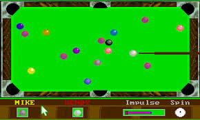 Pool Tables Games Billiards Games Rules