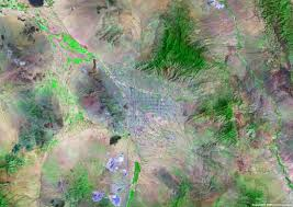 Topographic Map Of Arizona by Graduate Certificates In Geographic Information Science Natural