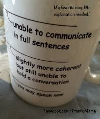Coffee Cup Meme - frantic mama the best coffee memes