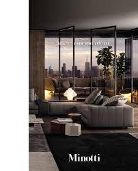Minotti Home Design Products Xtra Minotti Home 2016 By Xtra Furniture Issuu
