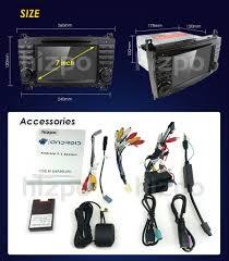 mercedes benz c class c230 c240 c280 c320 c350 car dvd gps