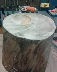 How To Build A Stump by Inside The Oldwolf Workshop What The Heck Is A Dishing Stump