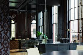 Portland Interior Designers Gothic Office By Jessica Helgerson Interior Design Portland Usa