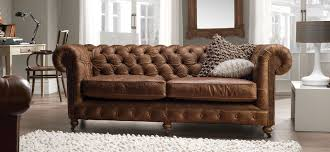 Vintage Chesterfield Leather Sofa Chesterfield Vintage Range Is Timeless Decor Http Www