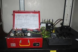 Magneto Test Bench Components Accessories Philippine Aerospace Development Corporation