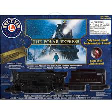 lionel u0027s the polar express g gauge set walmart com