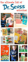 the ultimate list of dr seuss activities i can teach my child