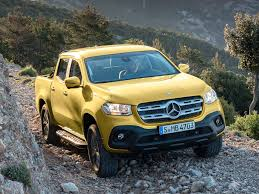 mercedes work truck why can t buy the mercedes x class truck