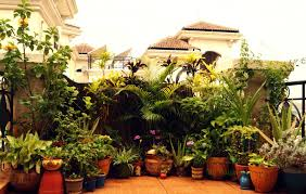 Decoration Ideas For Garden Garden N Home Design Decor Balcony Garden Decoration Ideas