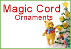 hallmark magic ornaments at hooked on hallmark ornaments light