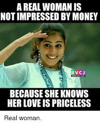 Meme Not Impressed - a real womanis not impressed by money rvcj www rvcjcom because she