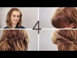 Frisuren Schulterlanges Haar Flechten by Haare 4 Offene Flechtfrisuren Wasserfall Zwirbeln Flechten