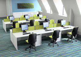 Office Desking Modern Office Workstations Office Furniture Modern Uk