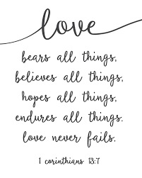 love never fails free printable bears bad breakup and