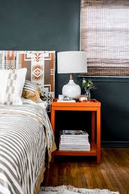 chic nightstand ideas for small spaces domino