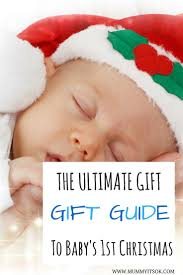 ultimate gift guide to baby s 1st
