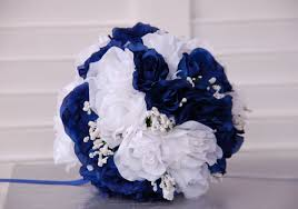 royal blue boutonniere top royal blue wedding flowers with pc wedding bridal bouquet