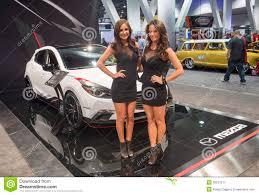 mazda car dealership sema car show 2013 editorial photo image 35521511