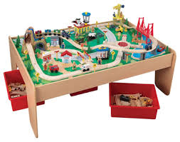 Kidkraft Vanity Table Kidkraft Metropolis Train Table And Set Kidkraft Metropolis Train