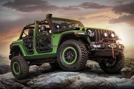jeep wrangler rubicon offroad 2018 mopar jeep wrangler rubicon hiconsumption