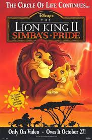 lion king ii simba u0027s pride