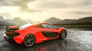 mclaren p1 wallpaper awesome mclaren p1 rear wallpaper