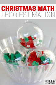 math lego estimation activity bins for
