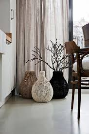 Wicker Vases 24 Floor Vases Ideas For Stylish Home Décor Shelterness