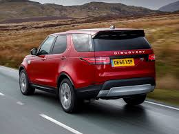 red land rover road test land rover discovery hse luxury 2 0 sd4 auto parkers